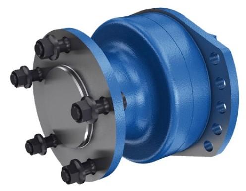 Rexroth MCR radialkolvmotor