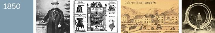 Historia 1850